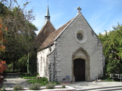 Joan of Arc Chapel, Marquette University