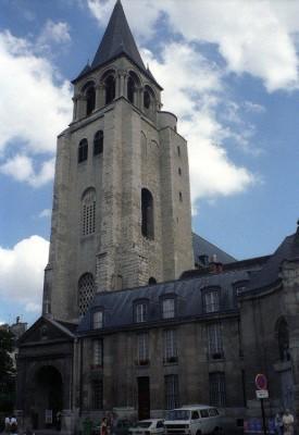 St-Germain-des-Pres Abbey
