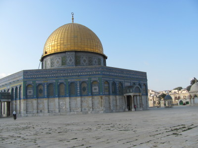 Gold-domed Mosque