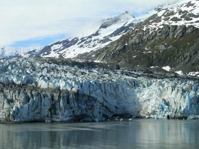 A Tidewater Glacier