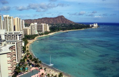 Diamondhead & Waikiki Beach