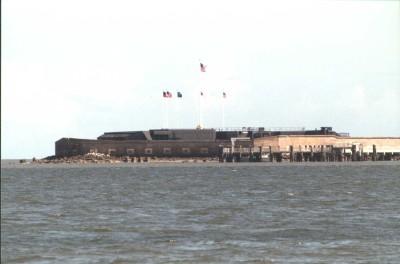 A Civil War Era Fort