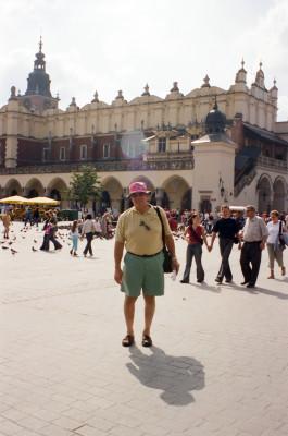 Gary in Krakow