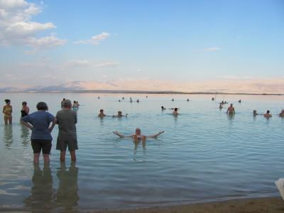 Gary in the Dead Sea