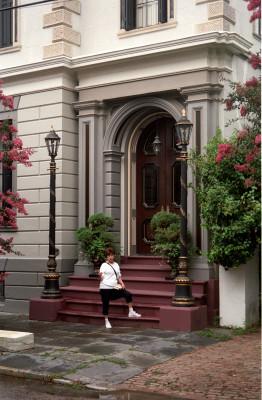 Long & Narrow House
