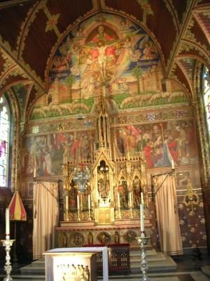 Precious Blood Church