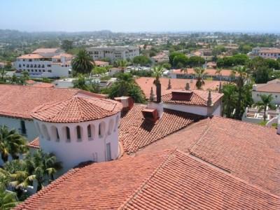 Orange-tiled Rooftops