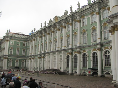 Former Winter Palace