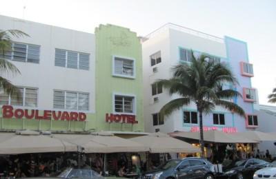 Art Deco in Miami Beach