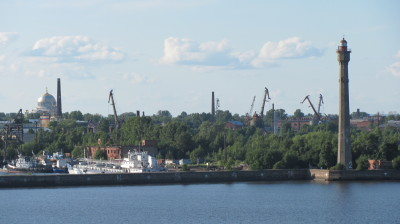 Kronstadt Military Base