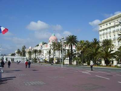 Promenade of the English