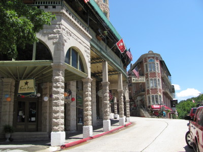 Victorian Facades on Spring St