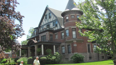 A Victorian Era Home