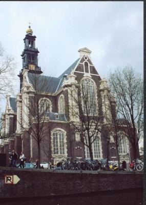 Rembrandt is Buried Here