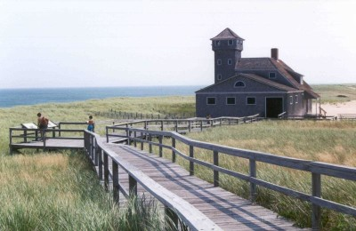 National Seashore Visitor Center