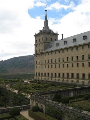 Rear of Palace