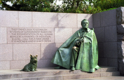 Memorial to FDR
