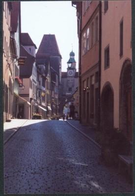 Street & Tower