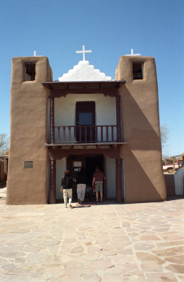 San Geronimo Church