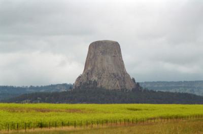 Volcanic Monolith