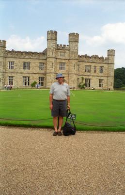 Tudor Style Castle