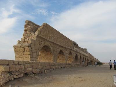 Aqueduct Remains