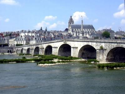 Bridge and Town
