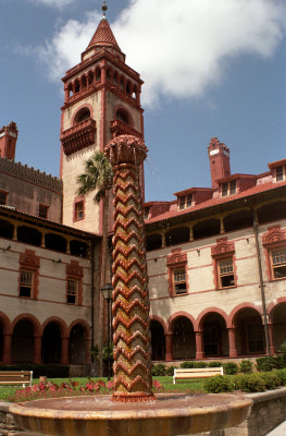 Flagler College building