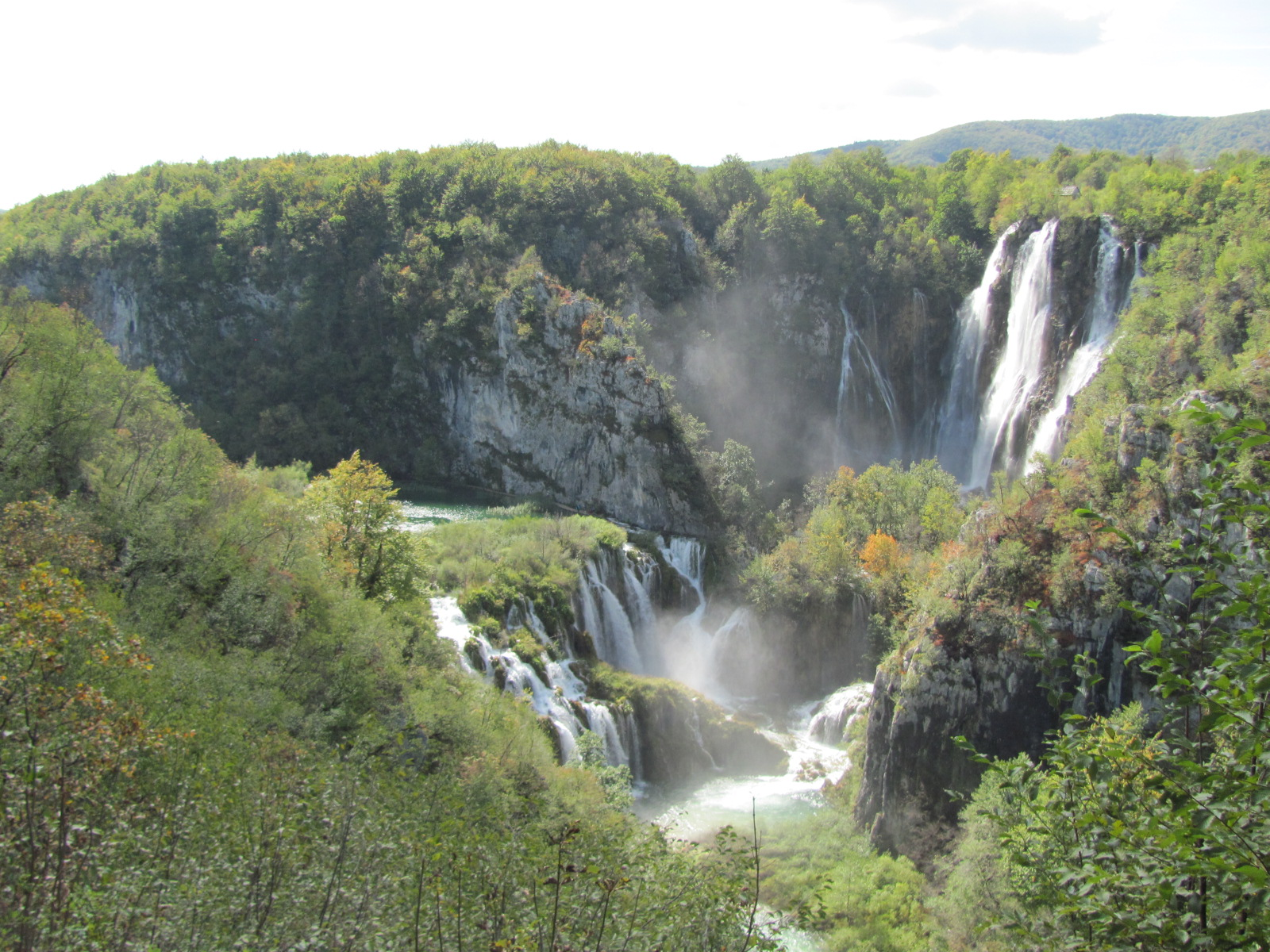 Group of Falls