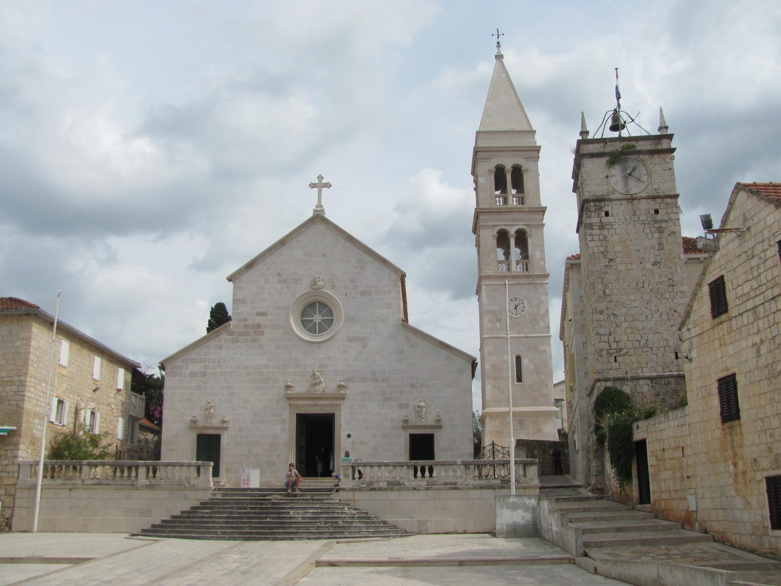 Supetar Parish Church