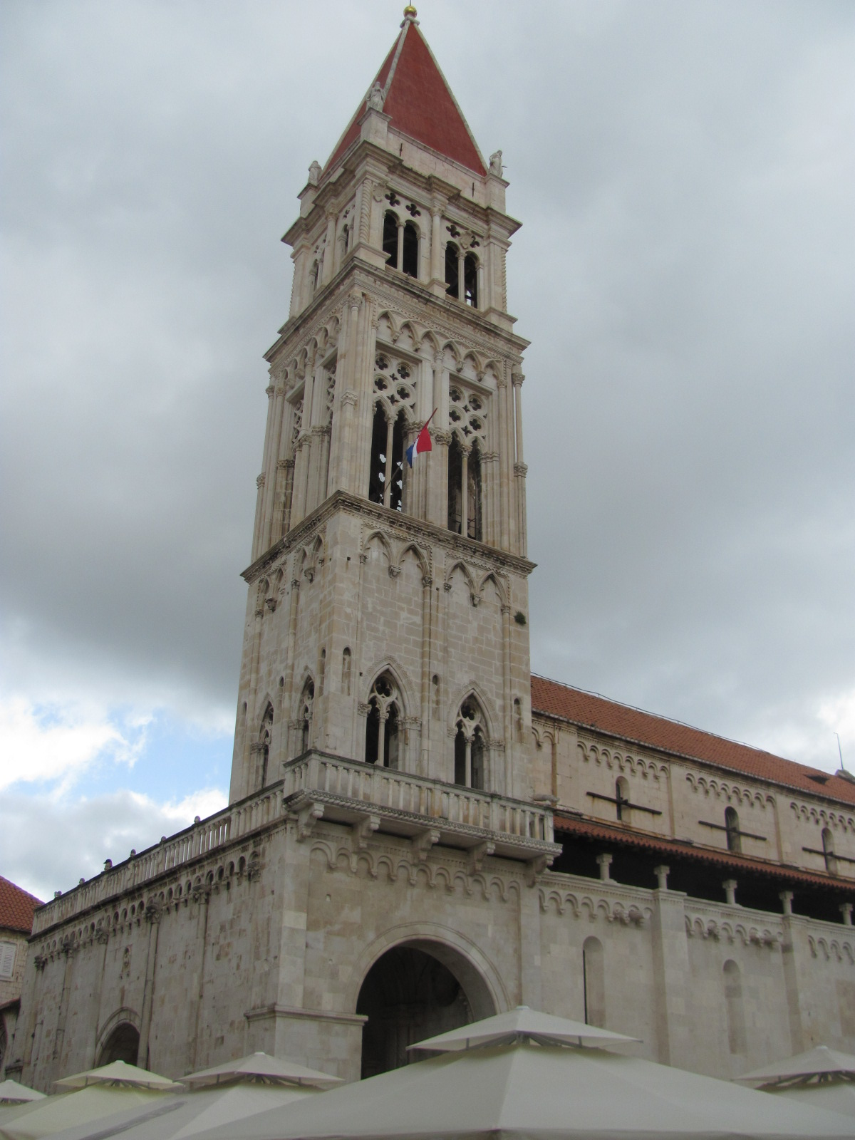 Bell Tower of St Lawrence