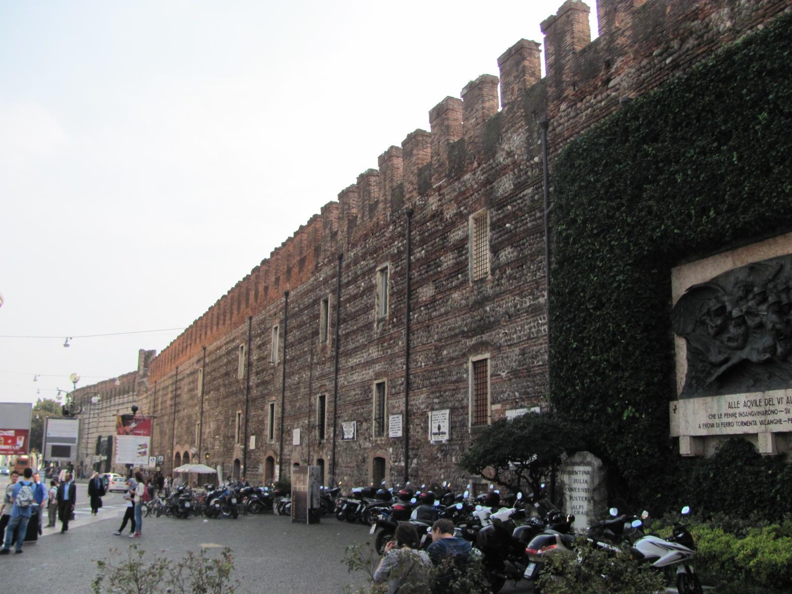 Verona's Walls