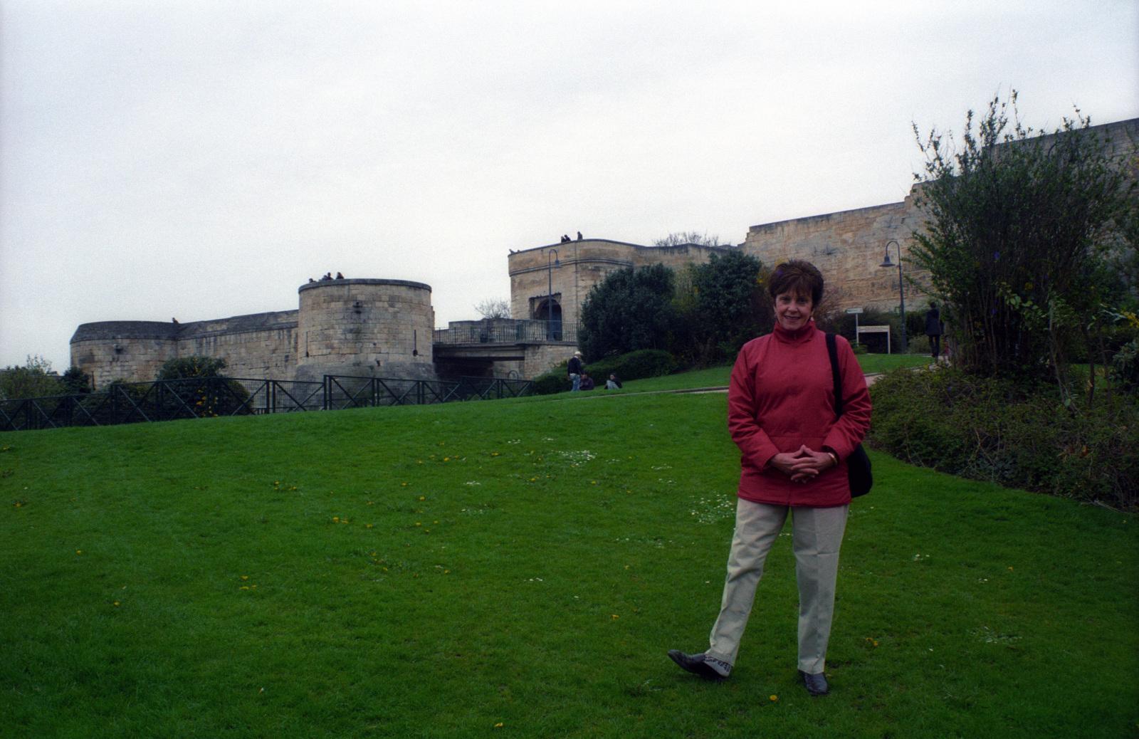 William the Conqueror's Castle
