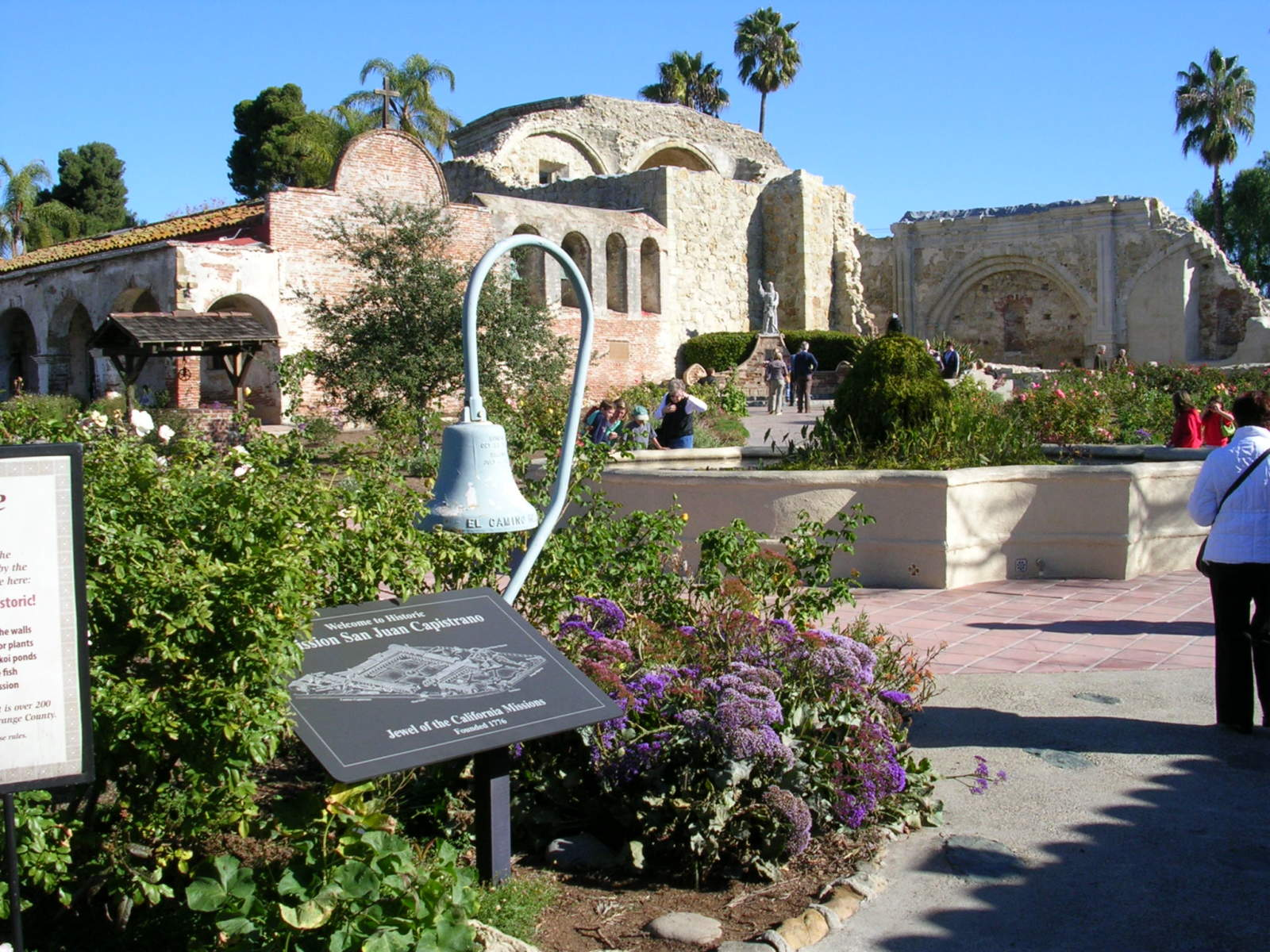 Mission and Gardens
