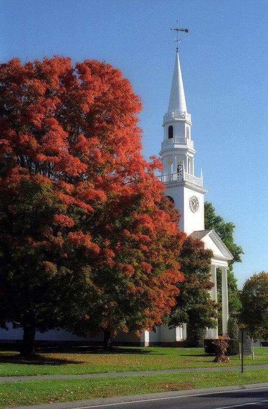 Autumn in this Community