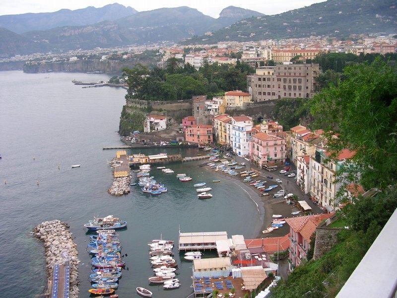 Small Marina on the Bay