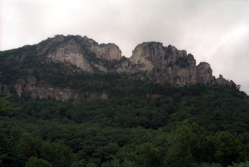 Sandstone Crag