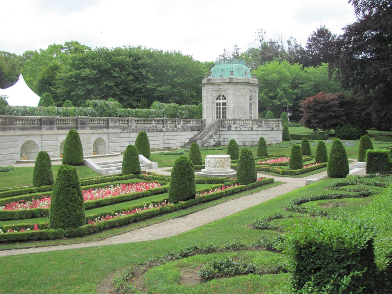 The Elms Garden