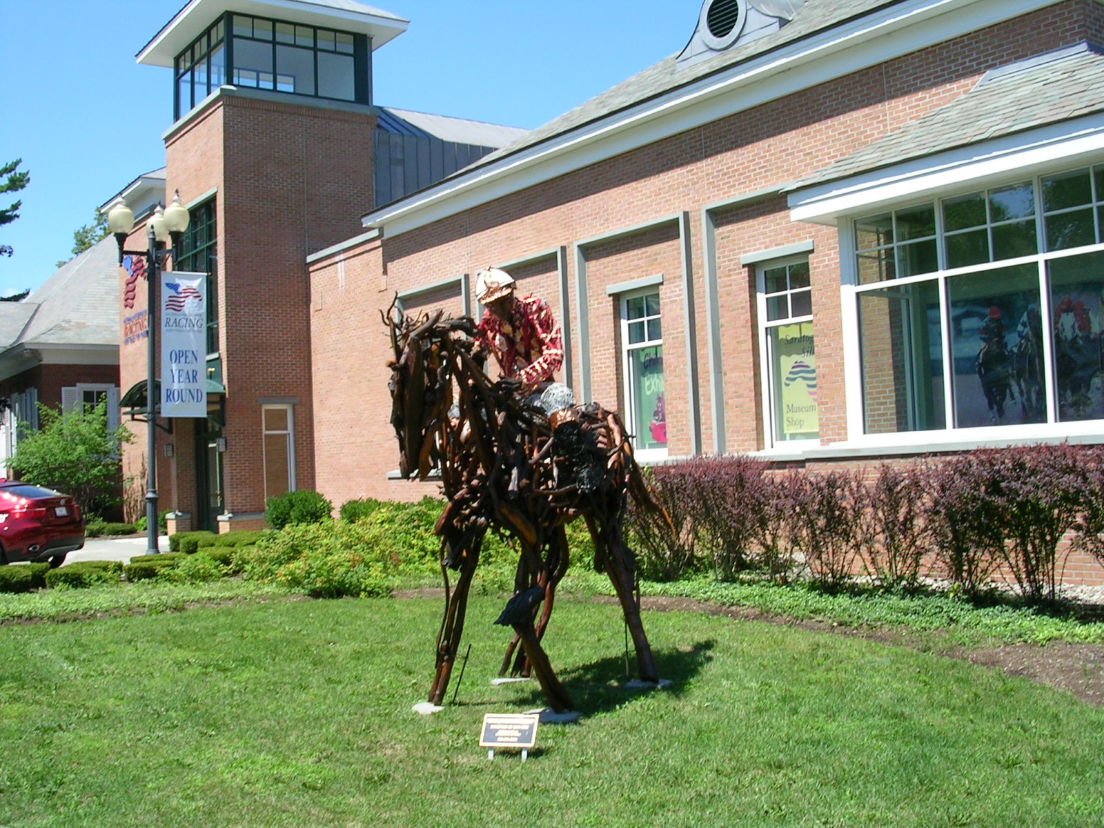 Racing Museum in Saratoga