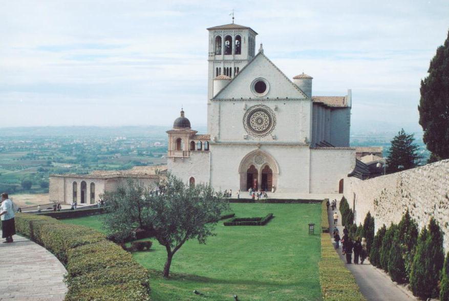 Basilica of St Francis
