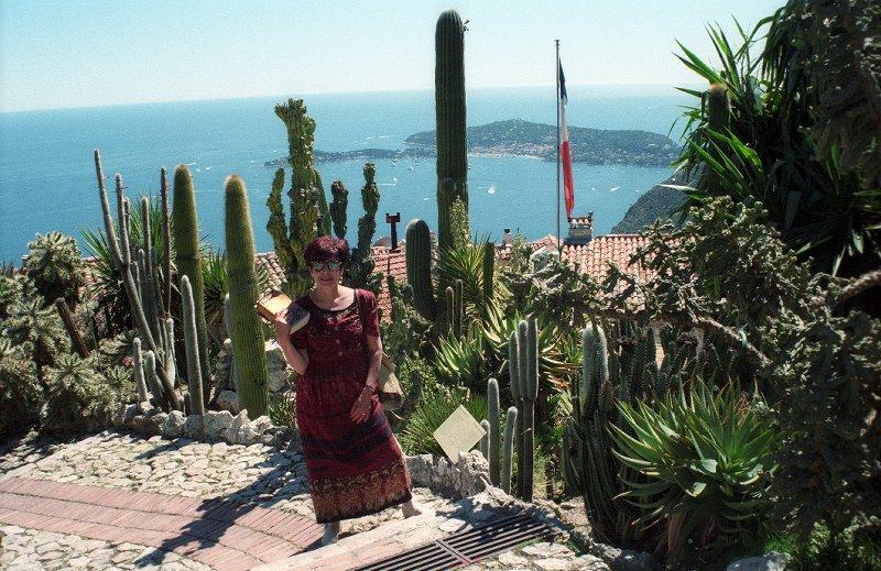 Eze Cactus Gardens