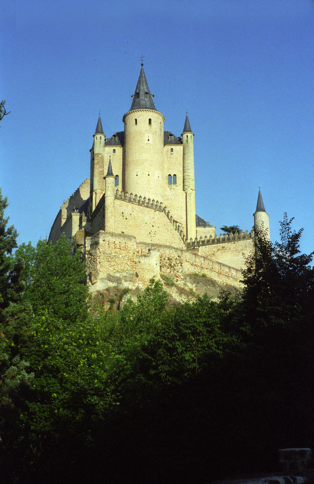El Alcazar, Segovia