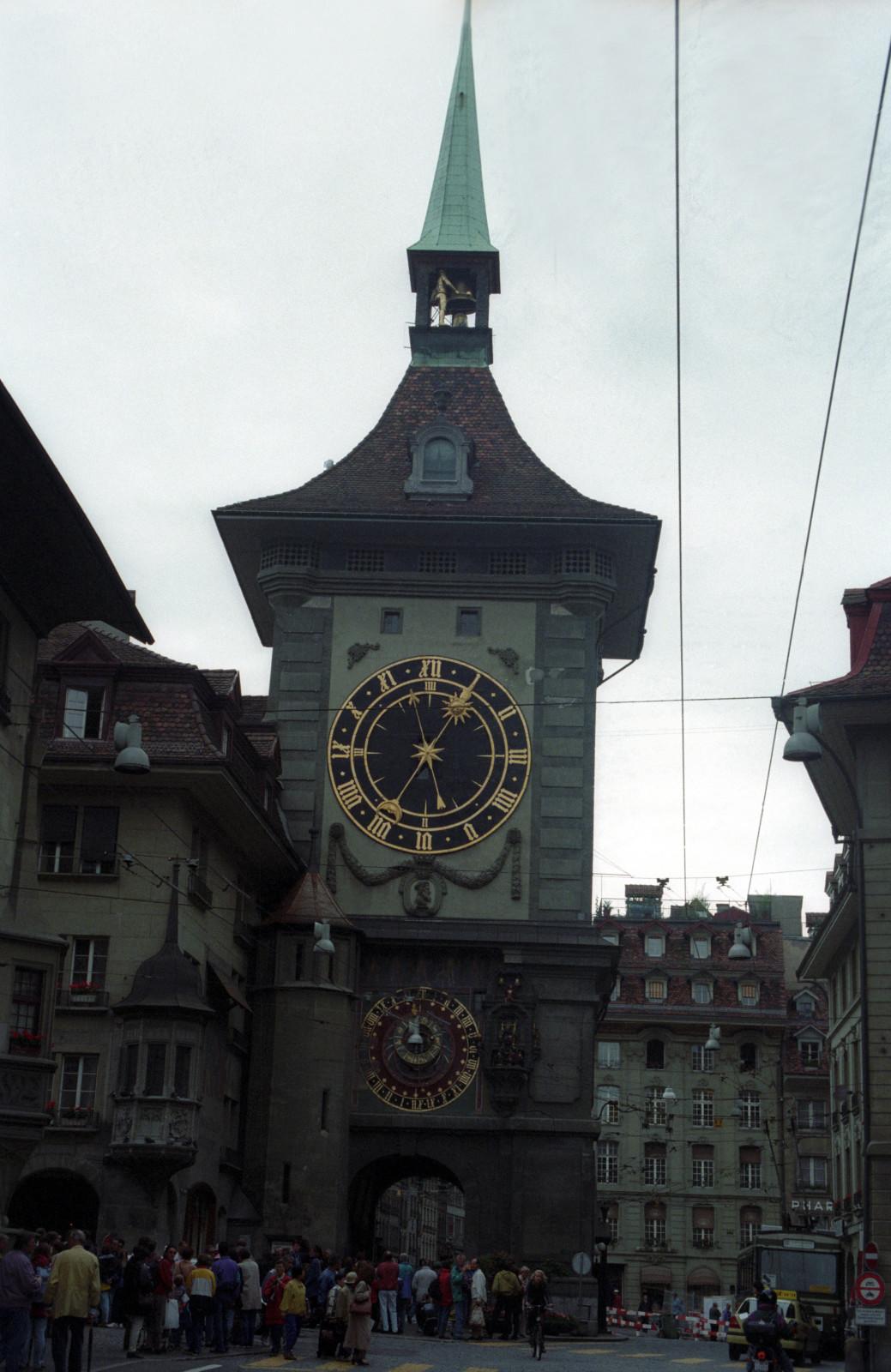 Glockenspiel, Bern