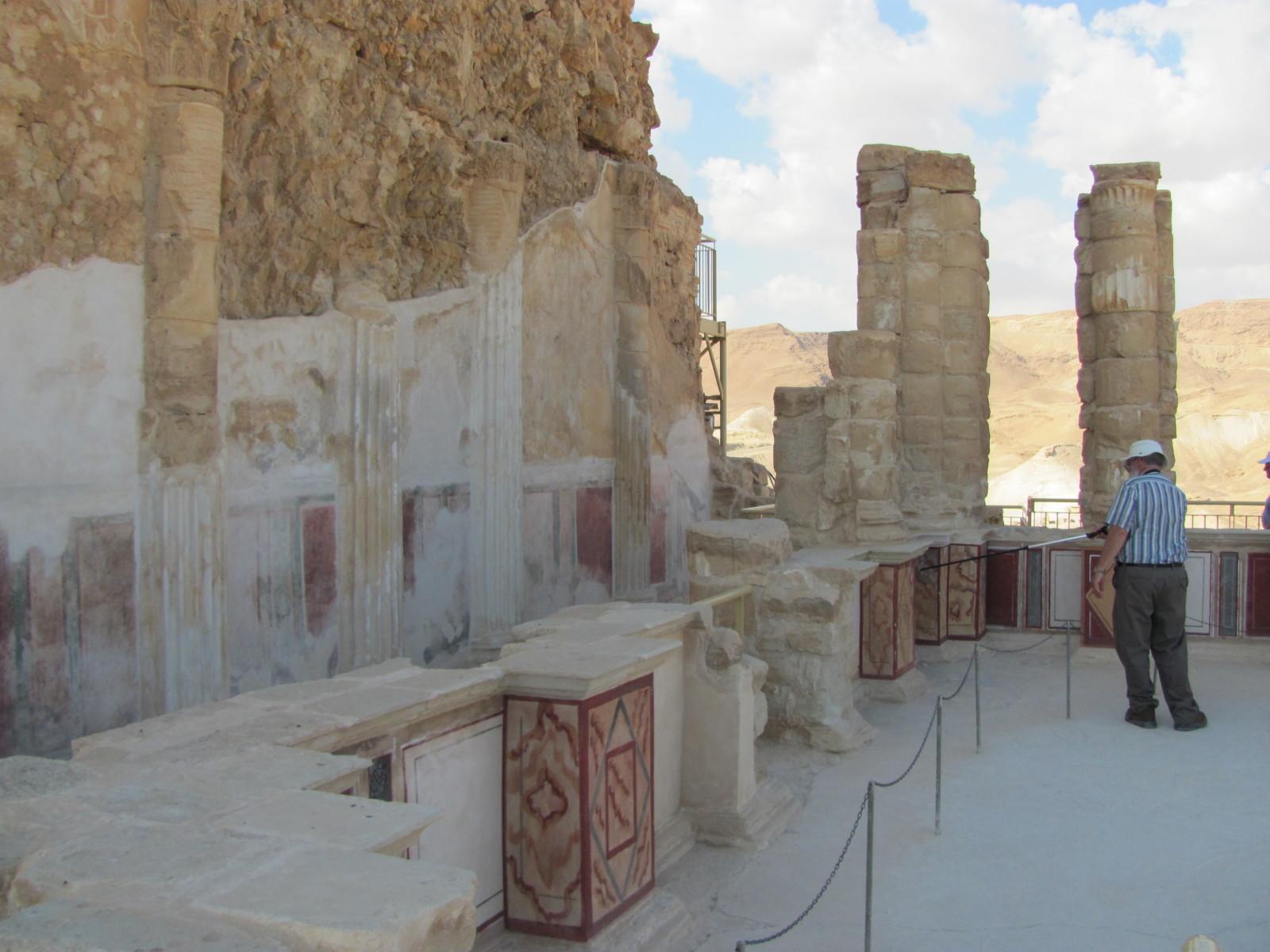 Herod's Hanging Palace