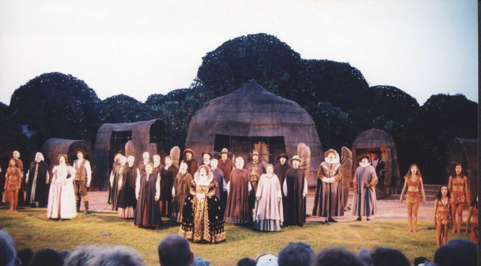 Lost Colony Production