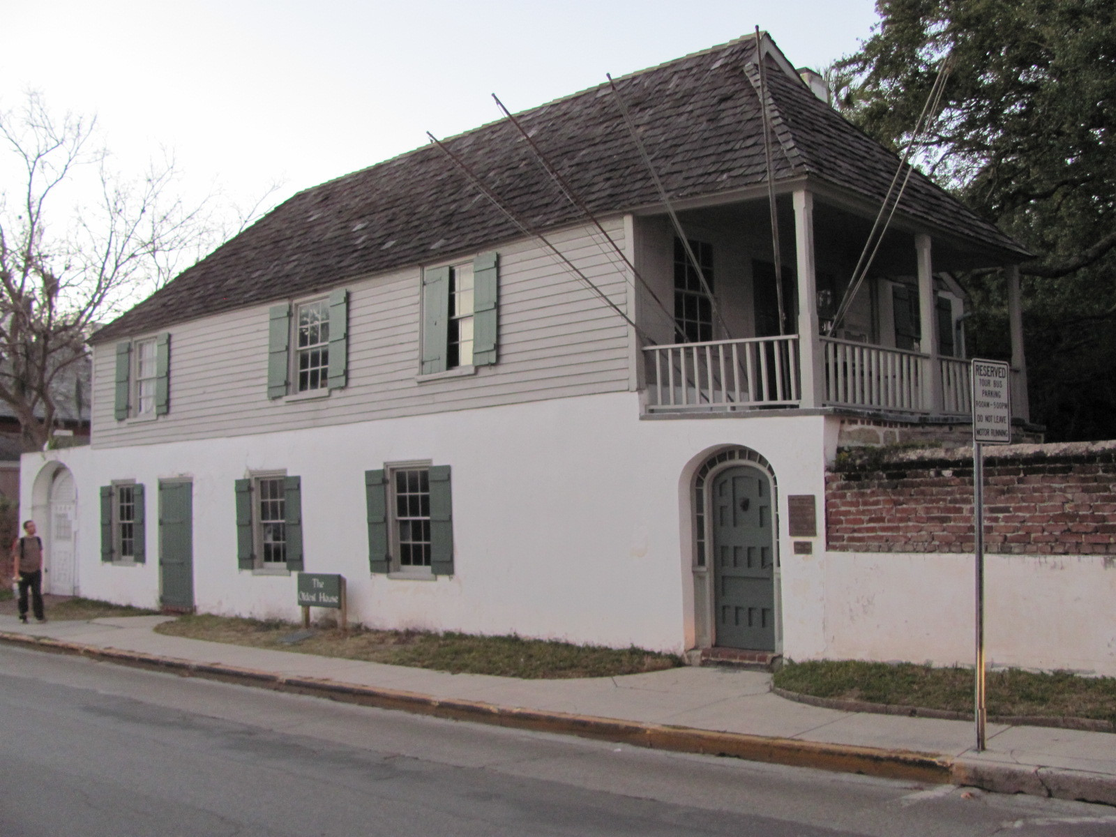 Oldest House, St Augustine