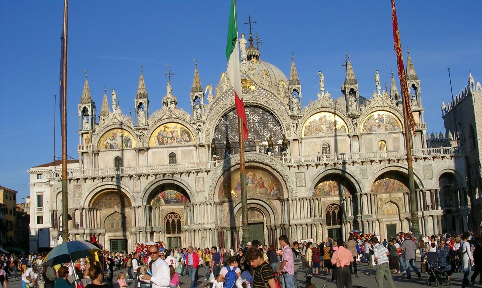 St Mark's Basilica