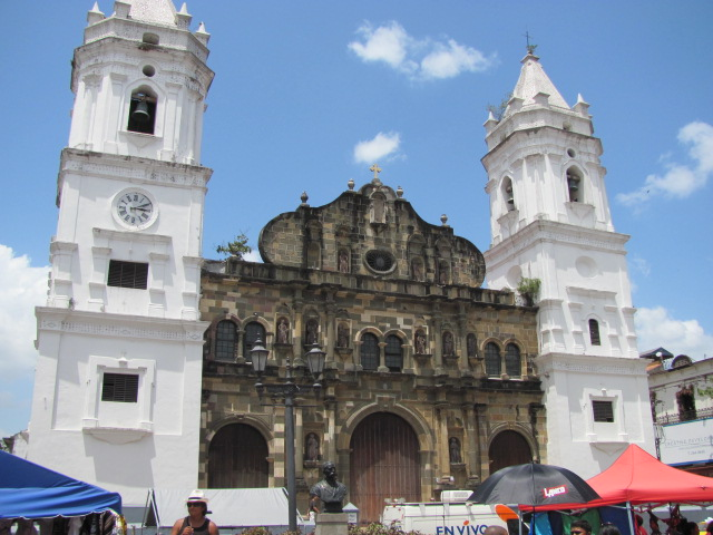 Metropolitan Cathedral of Panama City