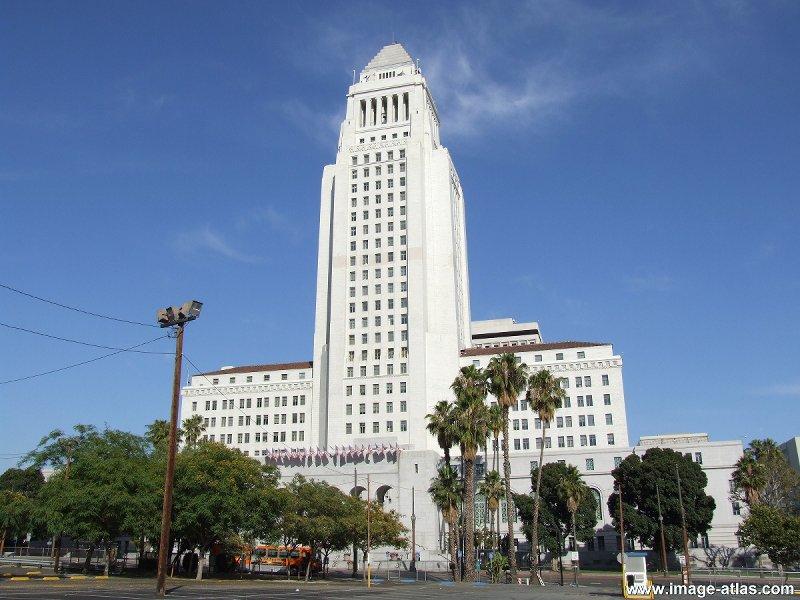 City Hall, Los Angeles