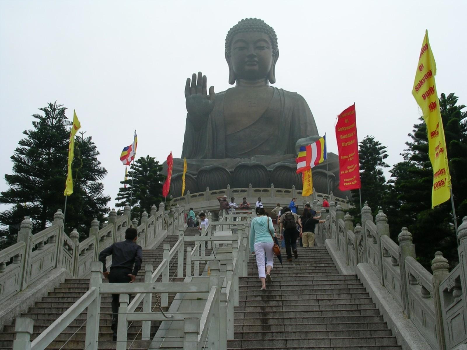 Po Lin Buddha